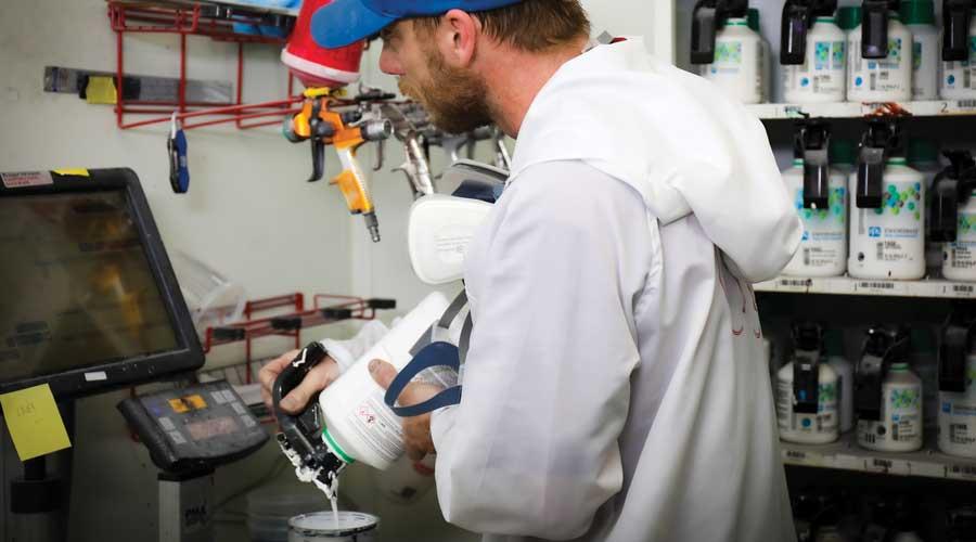Paint Repair at Hewlett Collision Center