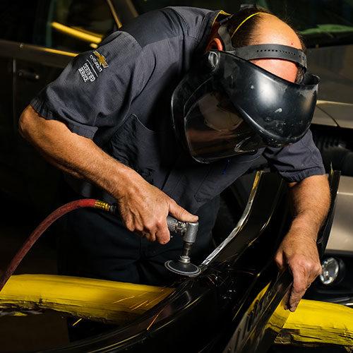 Body Repair At Hewlett Collision Center