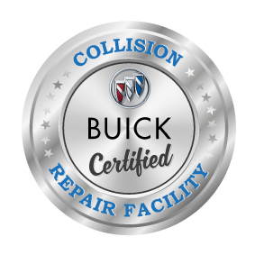 Hewlett Collision Center Is A Buick Certified Repair Facility