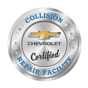 Hewlett Collision Center Is A Chevrolet Certified Repair Facility