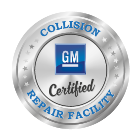 Hewlett Collision Center Is A GM Certified Repair Facility